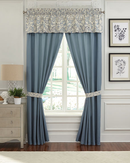 Placio Lined Curtain Panels, Set of 2