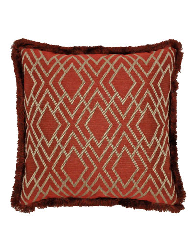 Harrogate Decorative Pillow  19Sq.