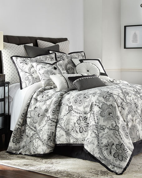Rose Tree Valencia 4-Piece King Comforter Set