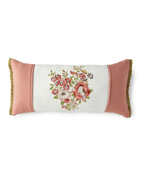 Rose Tree Lorraine Pillow, 11