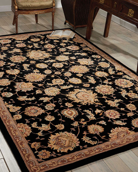NourCouture Paradise Hand-Tufted Rug, 10' x 14'