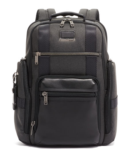Alpha Sheppard Deluxe Brief Backpack