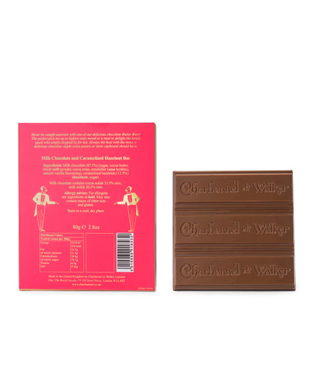 Butler's Pantry Hazelnut Milk Chocolate Bar