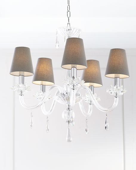 Pisani 5-Light Crystal Chandelier