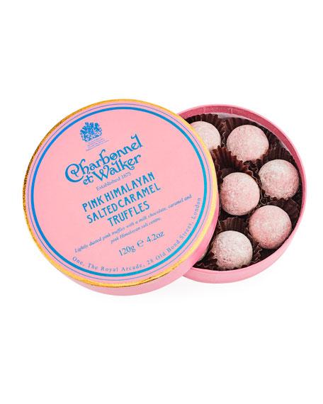 Charbonnel Et Walker Pink Himalayan Salted Caramel Truffles