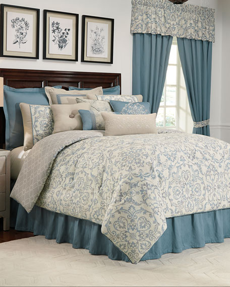 Placio 4-Piece Queen Comforter Set
