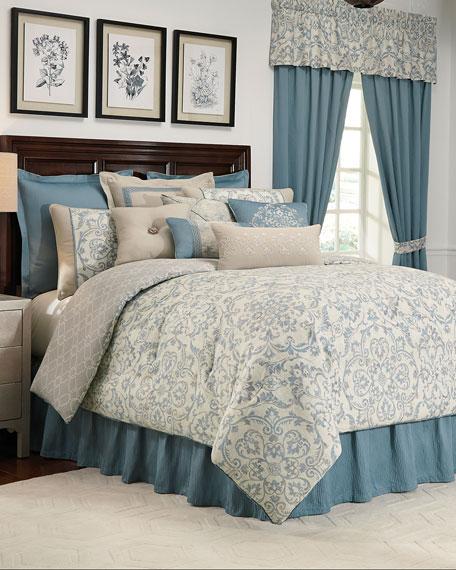 Rose Tree Placio 4-Piece King Comforter Set