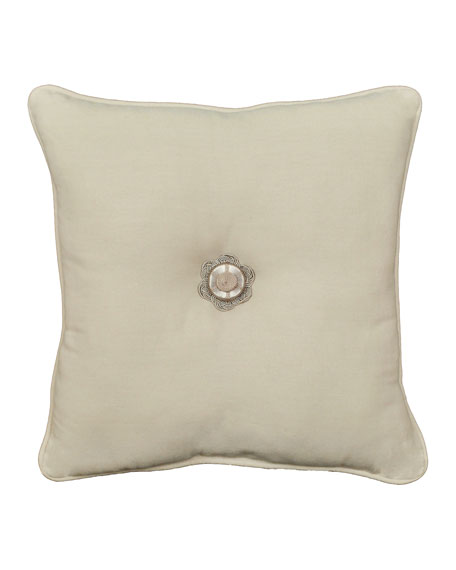 "Placio Pillow, 16""Sq."
