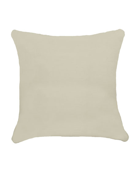 "Placio Pillow, 20""Sq."