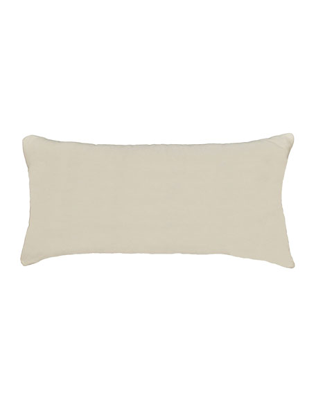 "Placio Pillow, 11"" x 22"""