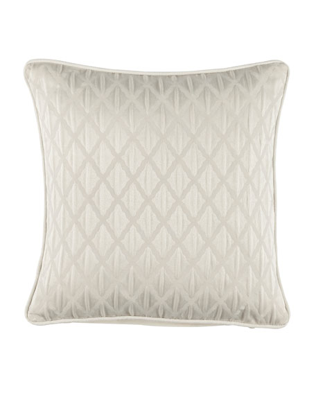 "Laurenza Pillow, 16""Sq."