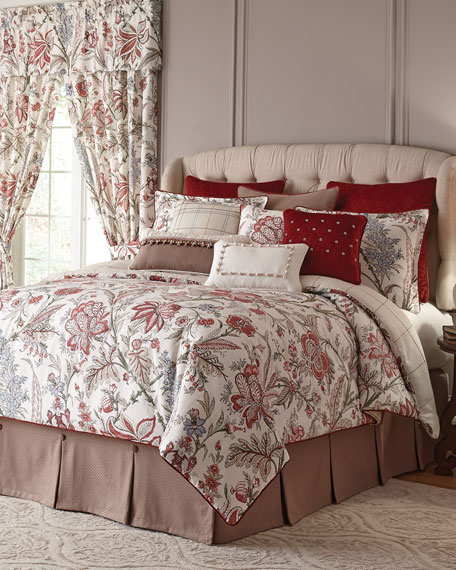 Rose Tree Izabelle 4-Piece Queen Comforter Set
