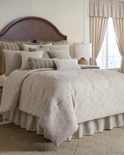 Laurenza 4-Piece King Comforter Set