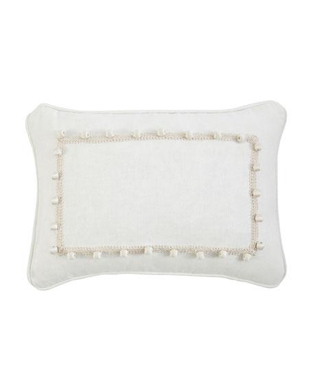 "Izabelle Pillow, 12"" x 18"""