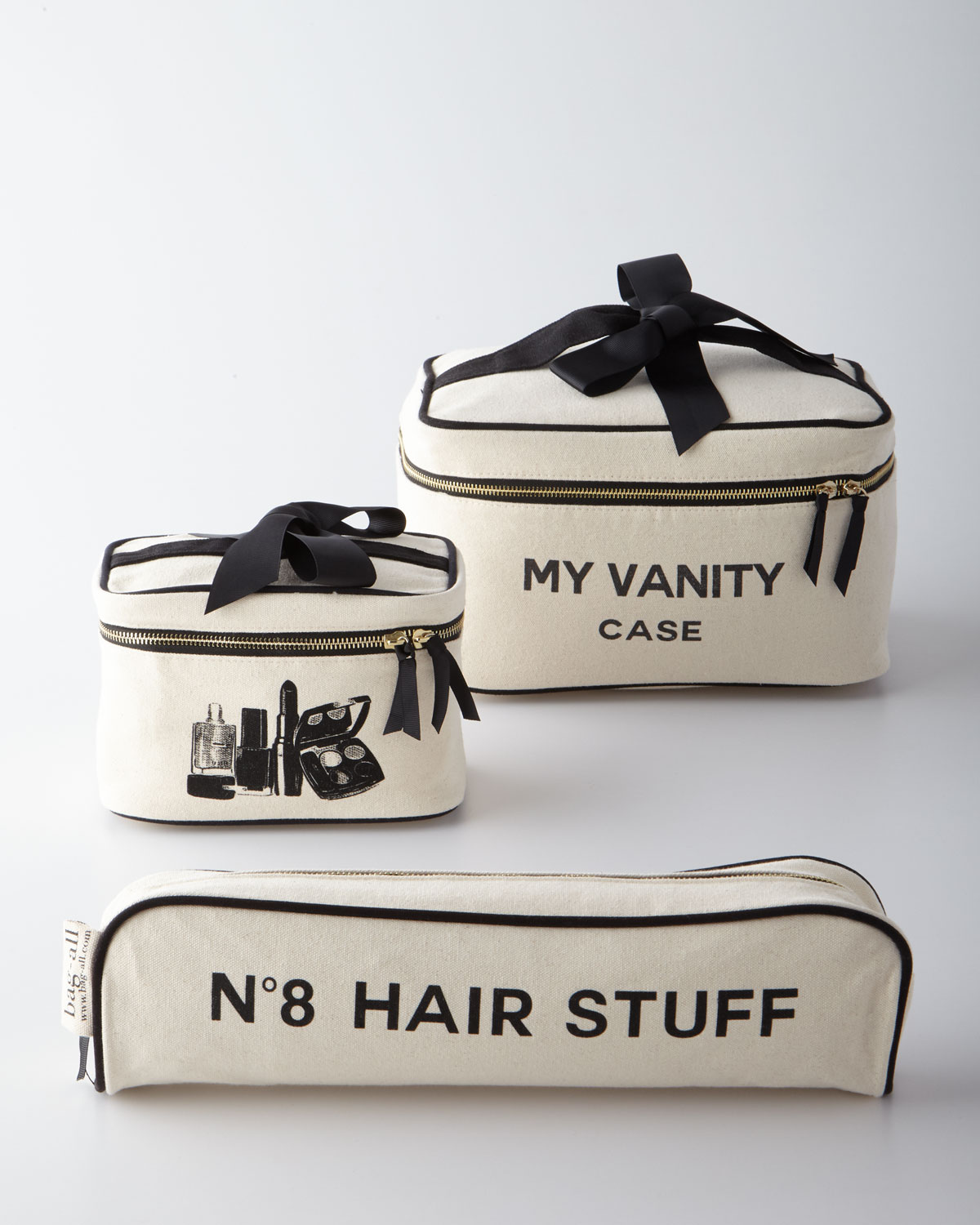 Hair And Makeup Travel Bag Set