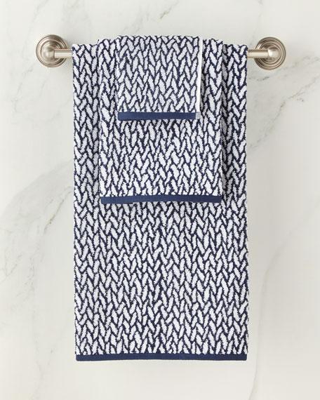Lauren Ralph Lauren Sanders Basket Weave Hand Towel