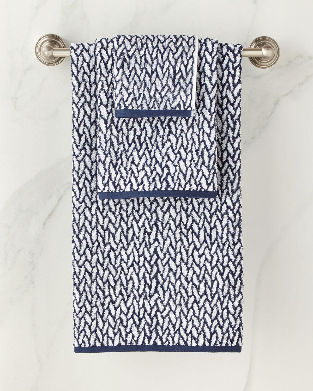Lauren Ralph Lauren Sanders Basket Weave Bath Towel