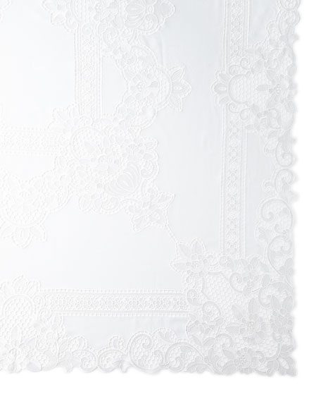 "Simeon 72"" x 108"" Tablecloth & 12 Napkins"
