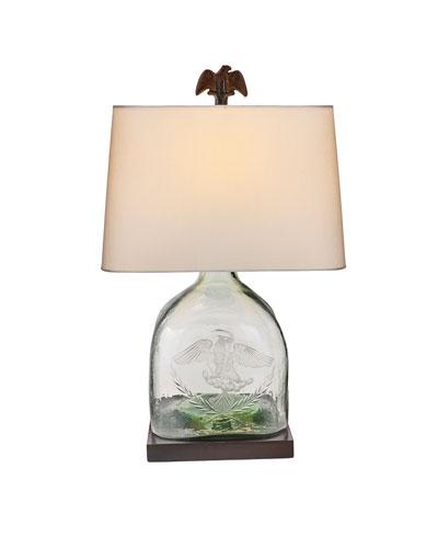 El Aguila Patron Table Lamp
