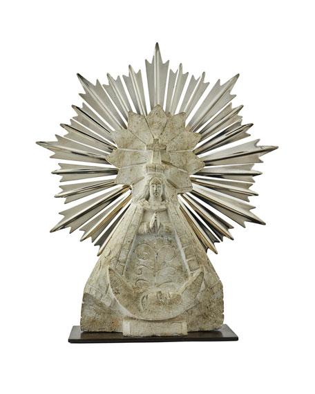Jan Barboglio El Aura Pilar Saint Statue