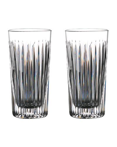 Gin Journey Aras Highball Glasses  Set of 2