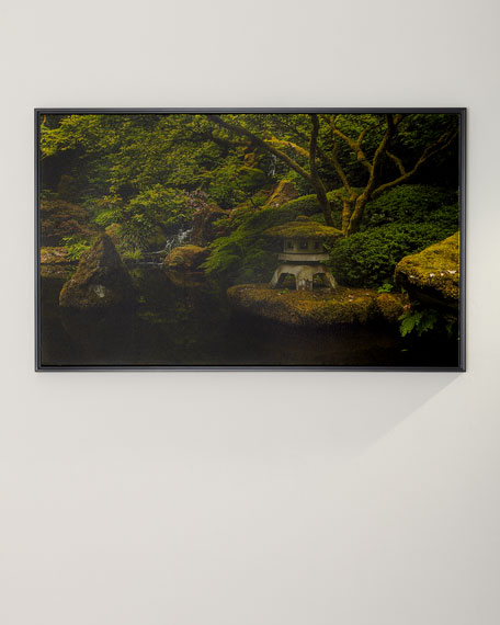 """The Peaceful Pool"" Giclee Wall Art"