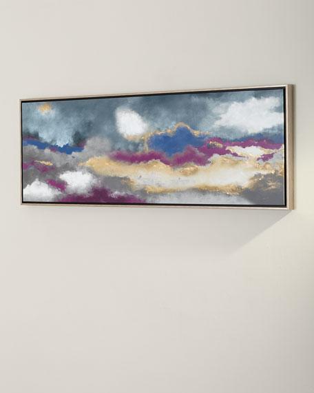 """Gazing"" Giclee Wall Art"