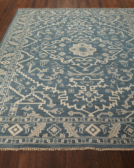 """Shepard Hand-Knotted Rug, 8'6"""" x 11'6"""""""