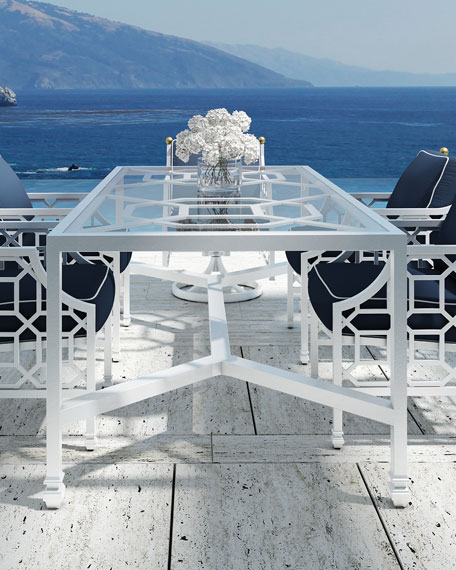Castelle Barclay Butera Dining Table