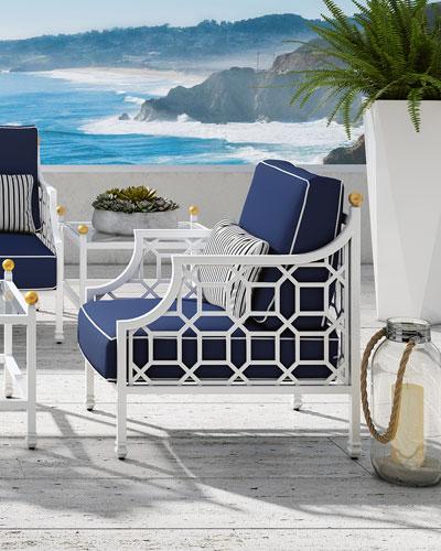 Barclay Butera Lounge Chair