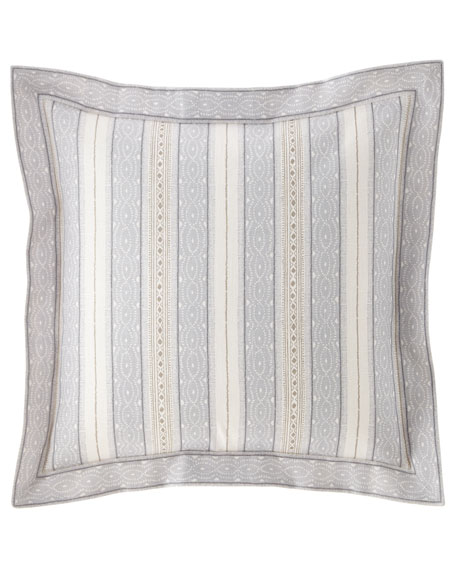 Isla Striped European Sham