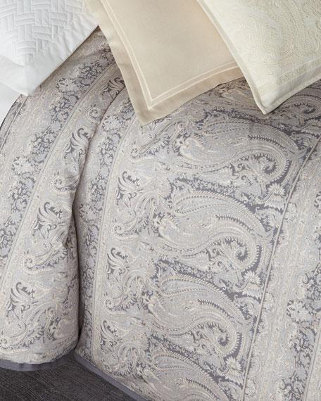 Mariella Paisley King Comforter