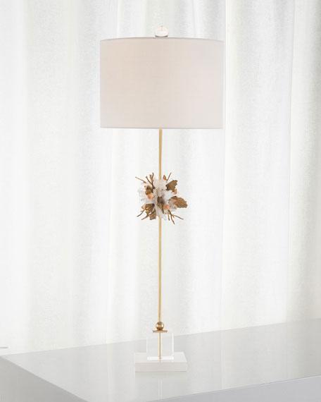 John-Richard Collection Organic Stones Buffet Lamp