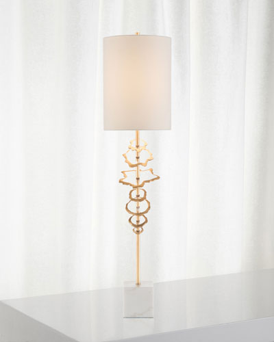 Floating Disc Buffet Lamp