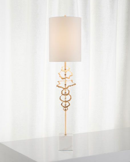 John-Richard Collection Floating Disc Buffet Lamp
