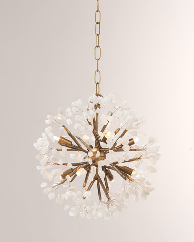 Spherical 8-Light Lighting Pendant