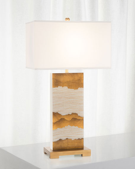 John-Richard Collection Golden Dunes Table Lamp