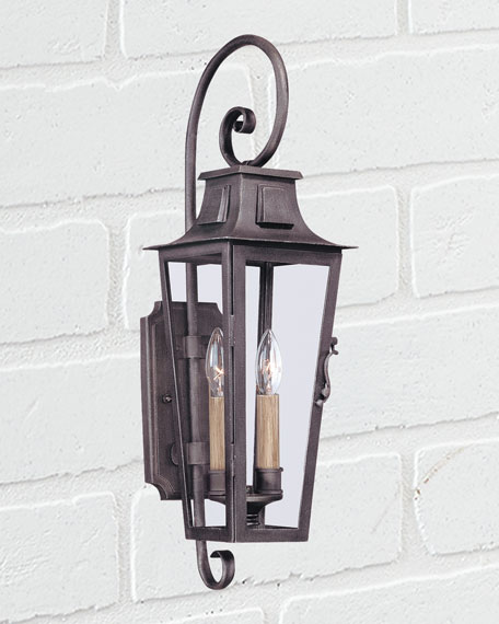 Medium Parisian Square Sconce