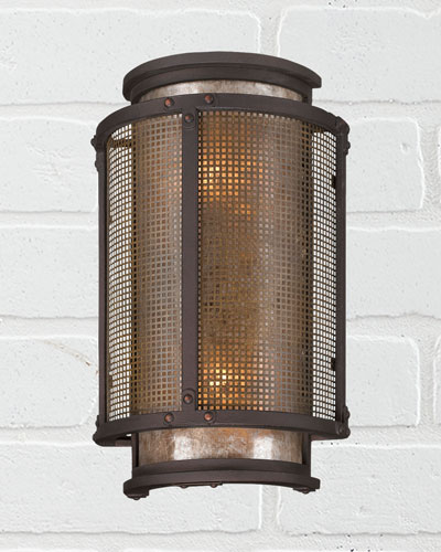 Copper Mountain Sconce