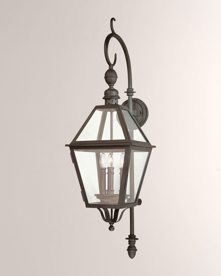 Large Hanging Townsend Sconce