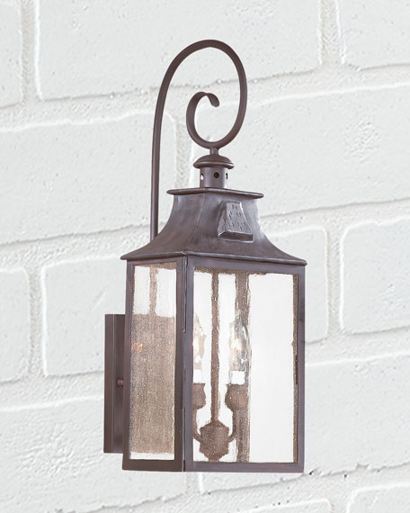 Medium Hanging Newton Sconce