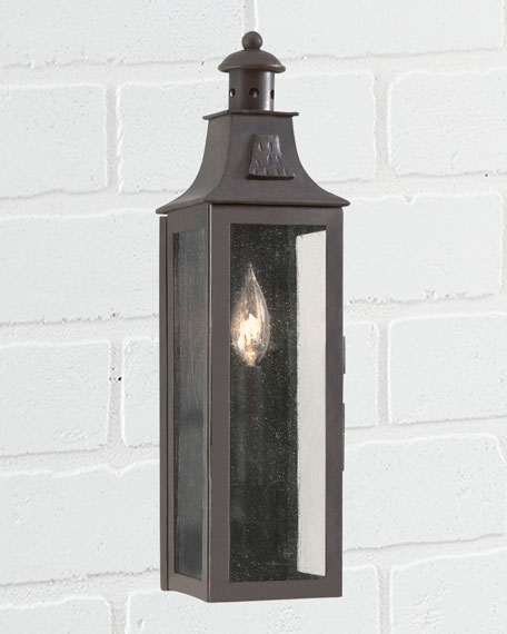 Small Newton Sconce