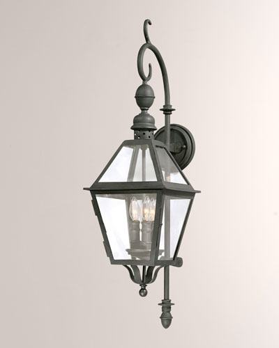 Small Hanging Townsend Sconce