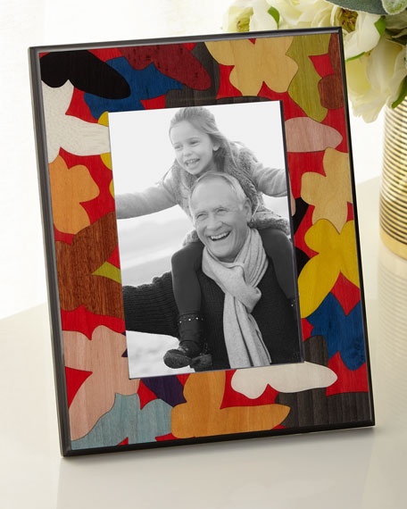 Barile Biagio Butterfly Picture Frame