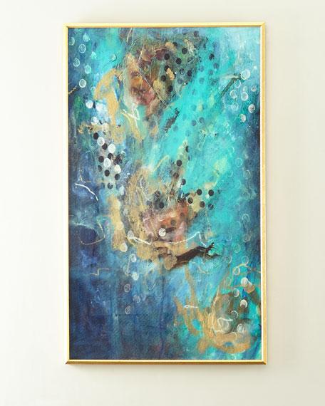 """Underneath"" Giclee Art by Jade Brady"
