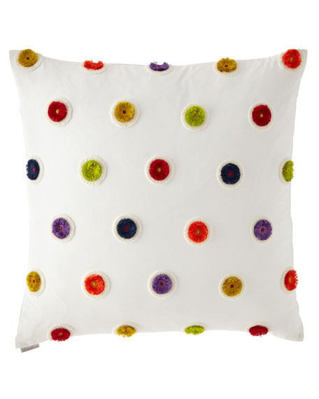 D.V. Kap Home Dotty Pillow