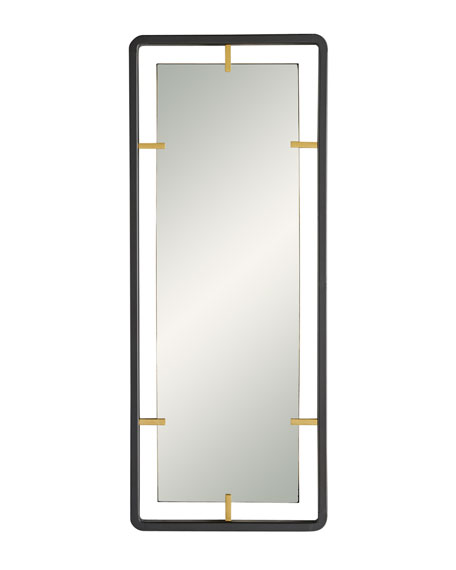Arteriors Janey Rectangular Mirror