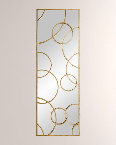 Arteriors Nikita Floor Mirror (Left)