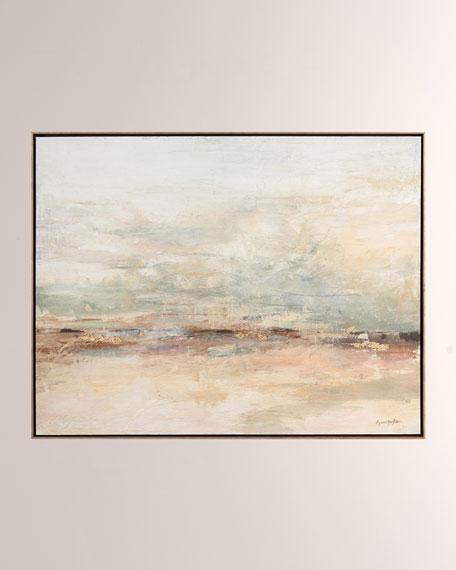 """Sundown"" Giclee Canvas Art by Dyann Gunter"
