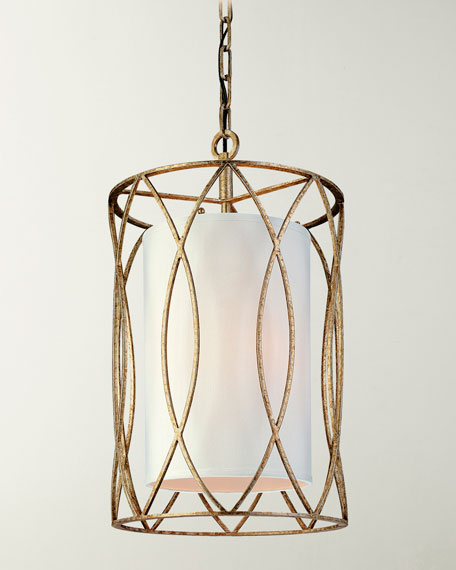 Small Long Sausalito Light Pendant